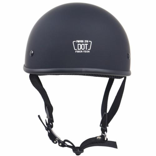 Polo Style Half-Face Dot Helmet