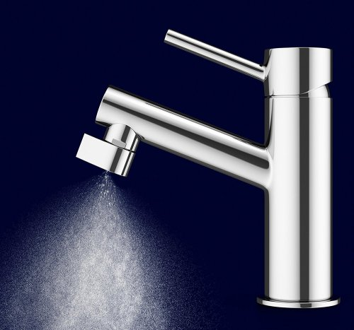 Atomizing Water Saving Tap Aerator Faucet with Mist Mode - 98% Less Water