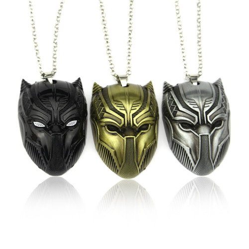 Wakanda King Necklace Cosplay Necklace Pendant