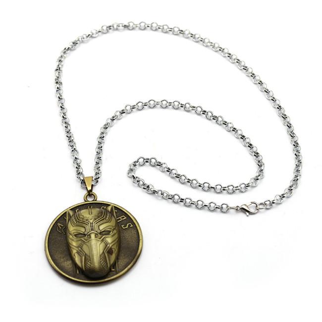 Rotatable Wakandan King Necklace