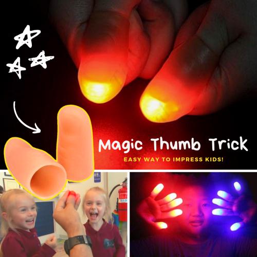 Magic Tricks - Thumb Light