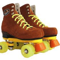 Adult Men and Women 4 Wheels Flash Roller Skates