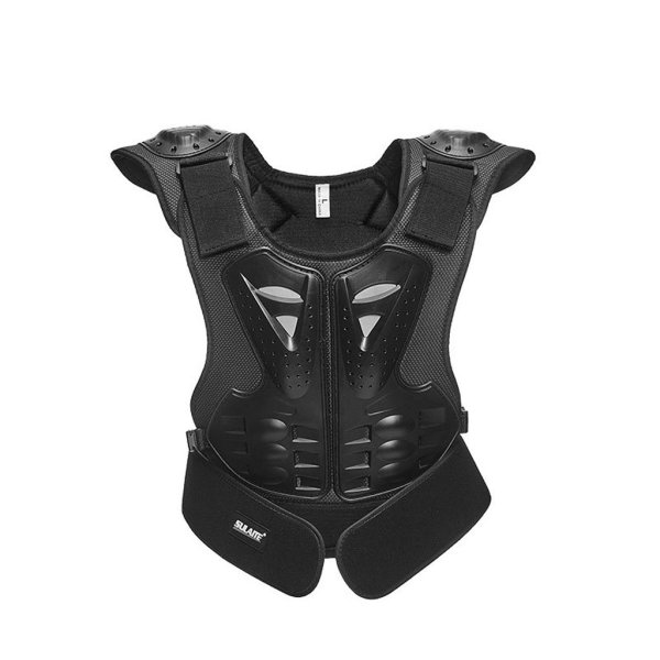 Children's Roller Skating Protector Night Reflective Armor Children Riding Armor