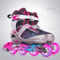2020 Kids Inline Skates Adjustable New Design 3d Upper For Girls Boys