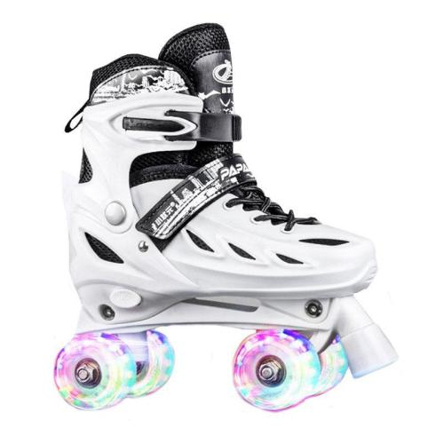 Adult Beginners Rollerblades With Light Up Wheels