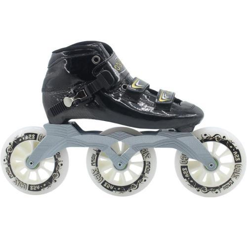 3/4 Wheels Children Outdoor Freestyle Kids Inline Speed Skates For Sale