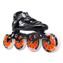 Carbon Fiber Speed Inline Skates Professional Competitive  Rollerblades Kids