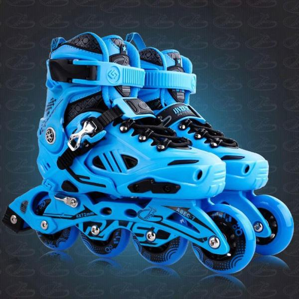 Best Adjustable Inline Skates For Kids Flat Flower Inline Skates For Beginners