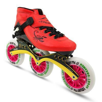 Rollerblade Female Outdoor Rollerblade Wheels Youth Street Pro Kids Inline Skates