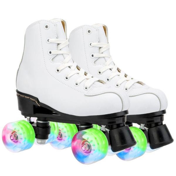 Flash Roller Skates For Adult Street Outdoor Skates