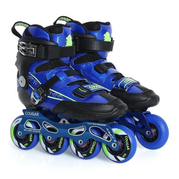 Children's Professional Racing Adjustable Inline Skates
