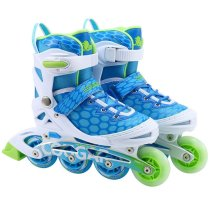 Super Cute Kids Adjustable Rollerblades Beginner Boys And Girls