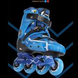 Adult Professional Outdoor Skates Sports Rollerblade Flat Shoes Inline Skates
