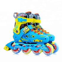 Hot Selling Kids Adjustable Inline Skates Profesional Freestyle Skates