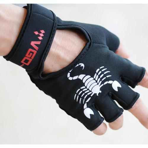 Outdoor Cycling Cold-proof Thickening Warm Skating Protective Gloves