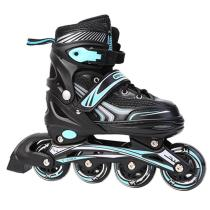 Flashing Roller Blades Adult & Kids Inline Skates Freestyle Adjustable