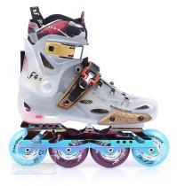 Fancy Beginner Adult Inline Skates(left foot)