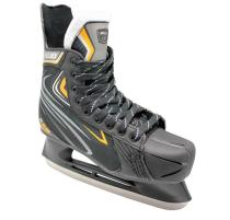 Black Hockey Skates Youth Professional Hockey Skates