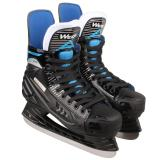 W-100 Ice Hockey Roller Skates For Adults, Youth & Kids, Blue