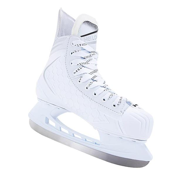 White Hockey Skates Professional For Adult and Kids