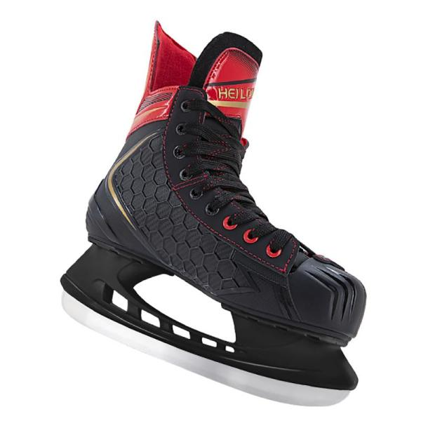 Black Hockey Skates Professional For Adult and Kids