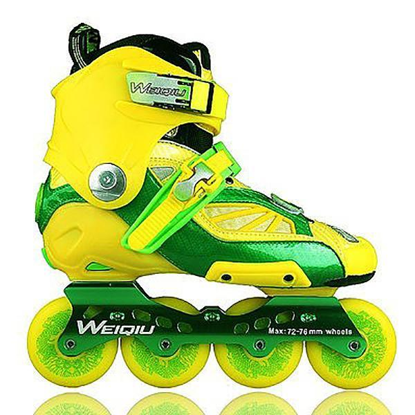 Best Yellow Green Specialized Rollerblade Inline Skates