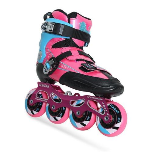 MZS511 Pro Inline Skates For Kids, Rose