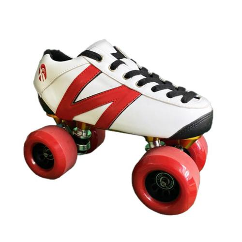 Red Wheels Vanilla Roller Skates Vanilla Junior Skates