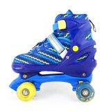 2 N 1 Light Up Candi Roller Blades Roller Skates For Children
