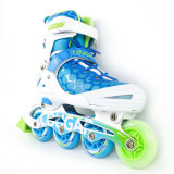 Super Cute Kids Adjustable Rollerblades Beginner Boys And Girls