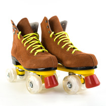 Adult Men and Women 4 Wheels Flash Roller Skates
