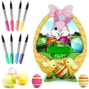 Motorized Easter Egg Decorative Toy