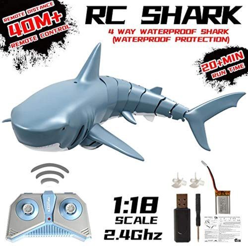 Electric Remote Control Shark