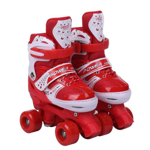 Outdoor 2 In 1 Cute Kids Adjustable Rollerblade For Girl & Boy