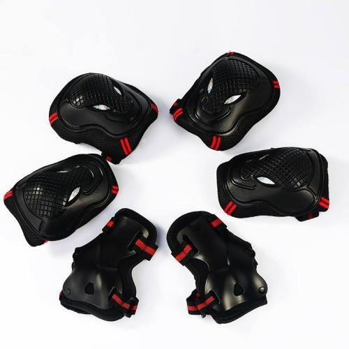 Adult Protective Gear Knee and Wrist Protective Set Wrist Guards Rollerblading