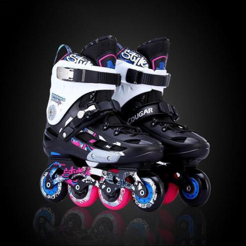 Men's And Women's Street Inline Roller Skates Adults