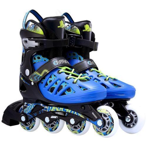 Junior Inline Skates Adjustable Roller Blades for Men and Women