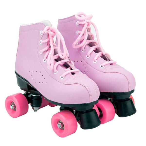 The Best Pink Urban Quad Roller Skates For Women