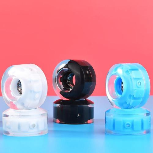 Luminous Led Roller Skates Light Up Wheels
