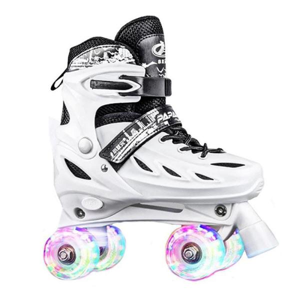Adult Light Up Skates Beginners Urban Roller Skates With Light Up Wheels