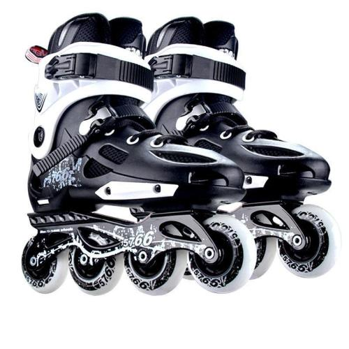Adult Four Wheel Roller Blades Professional Inline Skates