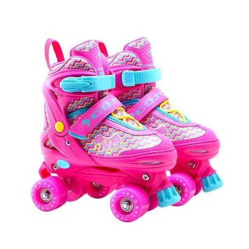 Adjustable Fancy Roller Skates Children's Roller Skates