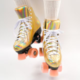 Gold Laser Youth Urban Roller Blades
