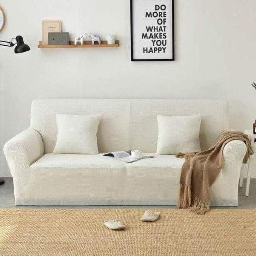 Solid Color Waterproof Universal Couch Covers