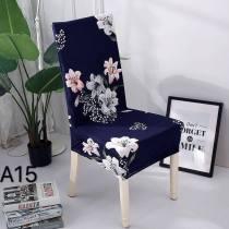 Waterproof Handmade Chair Covers Midnight Floral