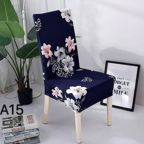 Waterproof Handmade Chair Covers Midnight Floral