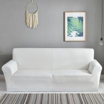 Solid White Couch Covers
