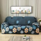 Dark Green Floral Sofa Covers
