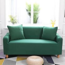 Solid Green Couch Covers