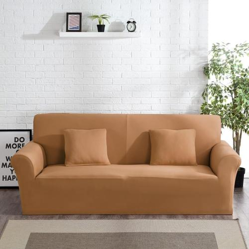 Solid Beige Couch Covers